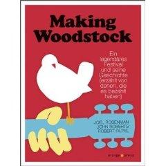 Making Woodstock - Cover